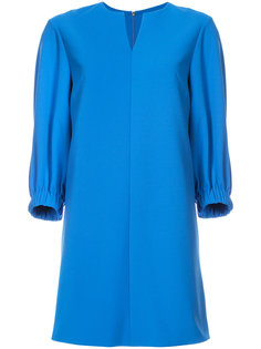 v-neck dress Tibi