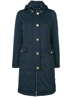 пальто на пуговицах Peuterey