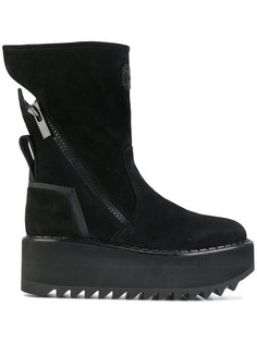 Vibram wedge boots Bruno Bordese