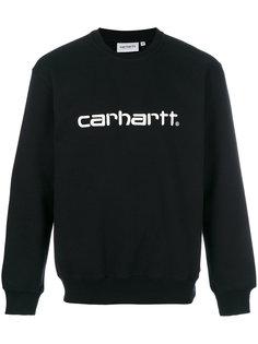 толстовка с вышитым логотипом Carhartt