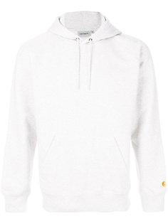 embroidered logo hoodie  Carhartt