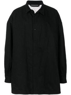 классическое пальто Raf Simons