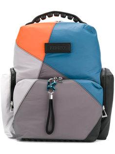 рюкзак в стиле колор блок Kenzo