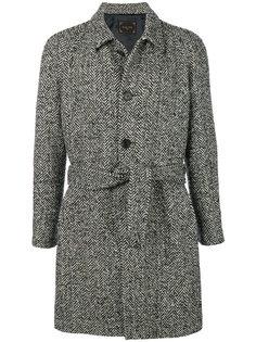пальто с поясом Paltò