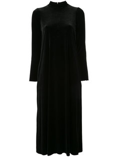 velour one piece dress Maison Mihara Yasuhiro