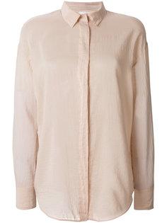 полупрозрачная блузка Forte Forte