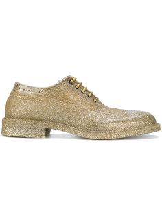 блестящие ботинки дерби Vivienne Westwood Man