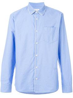 приталенная рубашка на пуговицах Soulland