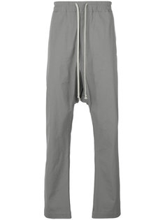 спортивные брюки на шнурке Rick Owens DRKSHDW