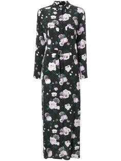 платье макси с цветочным принтом  Equipment