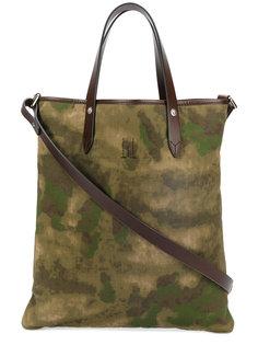 сумка-тоут в стиле милитари Golden Goose Deluxe Brand