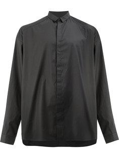 рубашка с потайной застежкой Juun.J