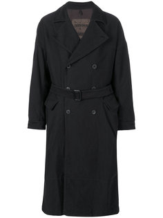 двубортное пальто Ziggy Chen