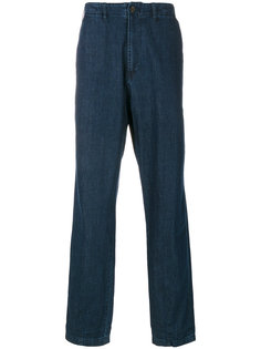 loose-fit trousers Universal Works