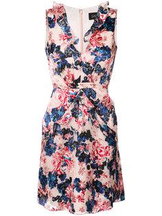 tigerlily floral print dress Saloni