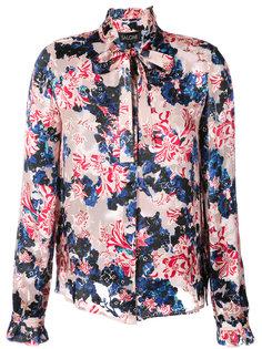 tigerlily floral printed shirt Saloni