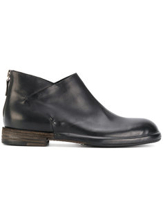 flat ankle boots Roberto Del Carlo