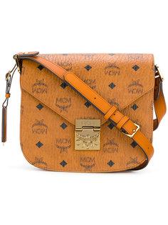 мини-сумка через плечо с логотипом MCM