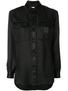 классическая блузка  Maison Margiela