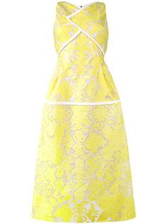 платье без рукавов Letwell Roland Mouret