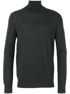 свитер с отворотной горловиной Polo Ralph Lauren