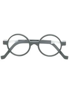 очки в круглой оправе Vava