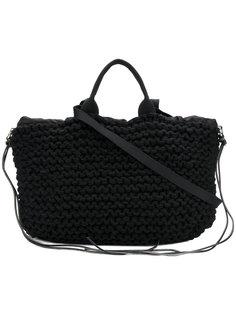 вязаная сумка через плечо Muun