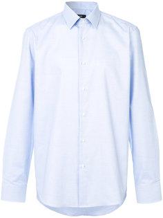рубашка с мелким узором Boss Hugo Boss