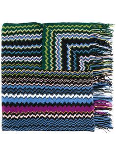 кашемировый шарф  M Missoni