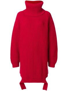 свободный свитер с высоким горлом Balenciaga