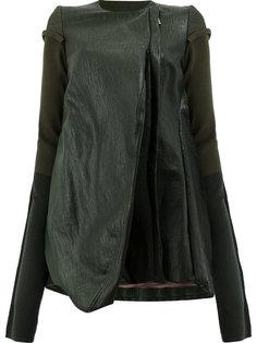 куртка свободного кроя Rick Owens