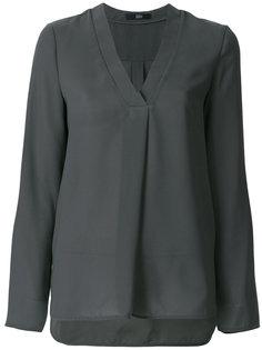 блузка со складкой  Steffen Schraut