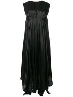 длинное платье June Ann Demeulemeester