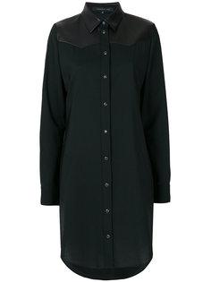 платье-рубашка Western Barbara Bui