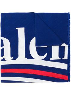 шарф с логотипом Balenciaga