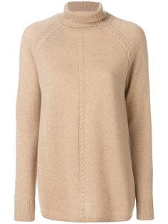 свитер с отворотом  Max Mara Studio