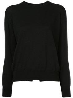 пуловер с круглым вырезом  Astraet