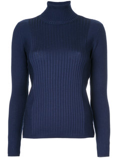 пуловер-водолазка в рубчик  Astraet