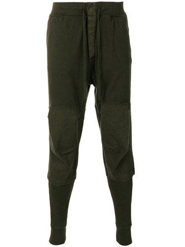 спортивные брюки с панельным дизайном Andrea Ya'aqov