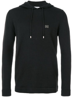 drawstring hoodie Les Hommes Urban
