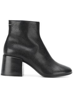 ботинки на каблуке Mm6 Maison Margiela