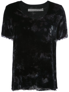 stained T-shirt  Raquel Allegra