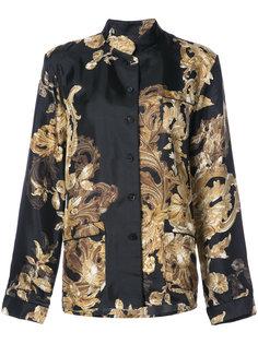 ormalu printed pyjama shirt Vera Wang