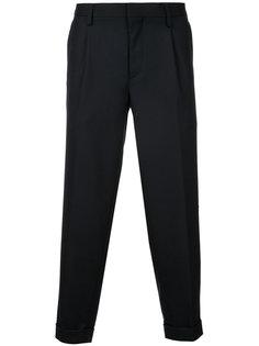 брюки с отворотными манжетами Kolor