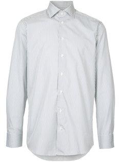 полосатая рубашка Hardy Amies