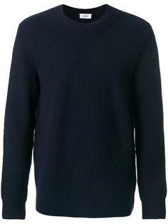 ребристый трикотажный свитер Closed