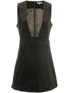 short sleeveless dress Ganni