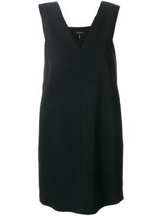 короткое платье с V-образным вырезом  Rag & Bone