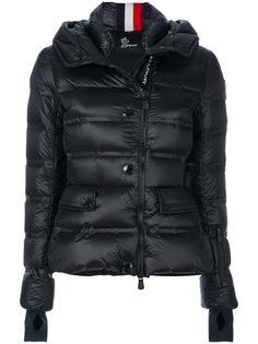 padded hooded jacket Moncler Grenoble
