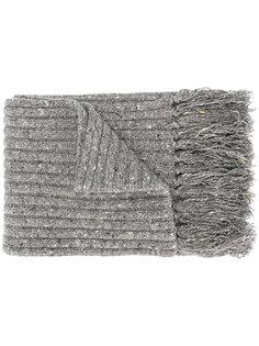 трикотажный шарф Marc Jacobs